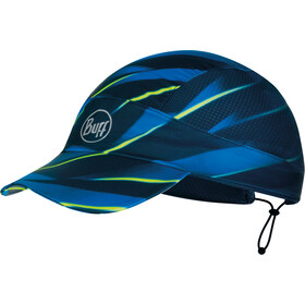 Buff Pack Run Gorra, r-focus blue